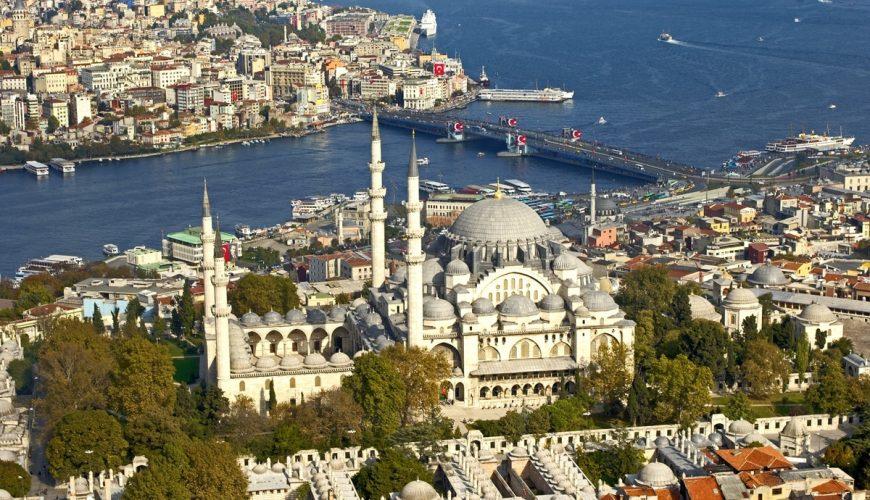 suleymaniye mosque istanbul layover tour